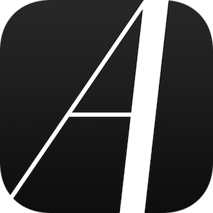The Atlantic app icon.