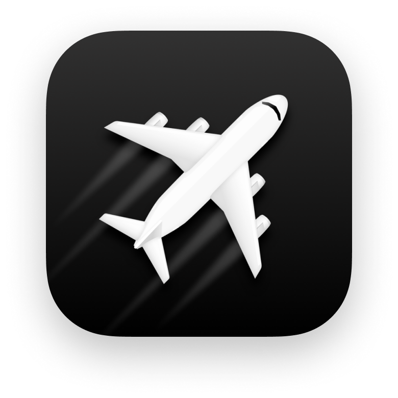 Flighty app icon