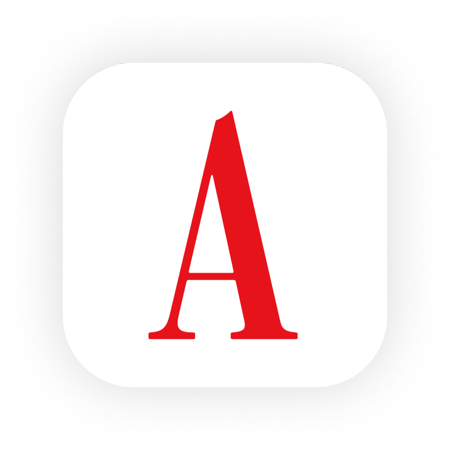 The Atlantic's new app icon